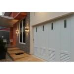 Pintu Garasi Aluminum